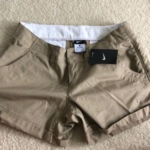 Nike shorts new with tags!!